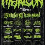 Vierde editie van metalfestival Metalcon komt er weer aan