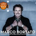 Live on the Beach met Marco Borsato is uitverkocht!