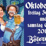 Oktoberfest in Den Haag met Oktoberfestbier uit München