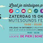 MuteSounds festival op Pier Scheveningen prikkelt alle zintuigen