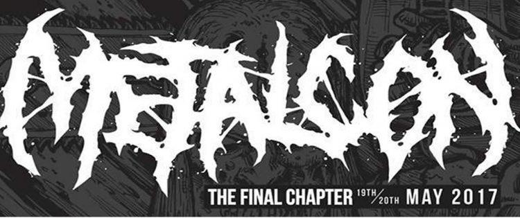 Vrijdag 19 mei en zaterdag 20 mei Metalcon