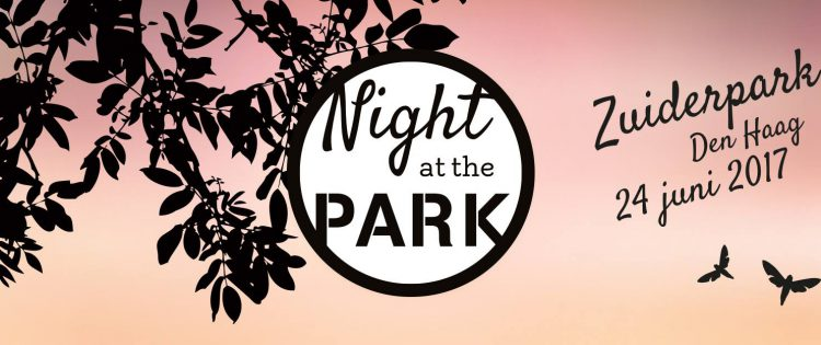 Line-up van Night at the Park compleet!
