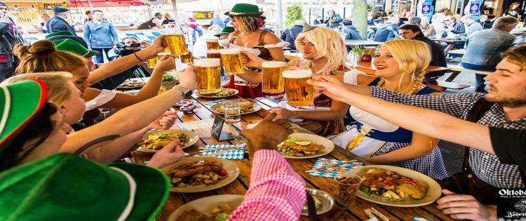 Grootste Oktoberfest van Den Haag gaat dit weekend van start