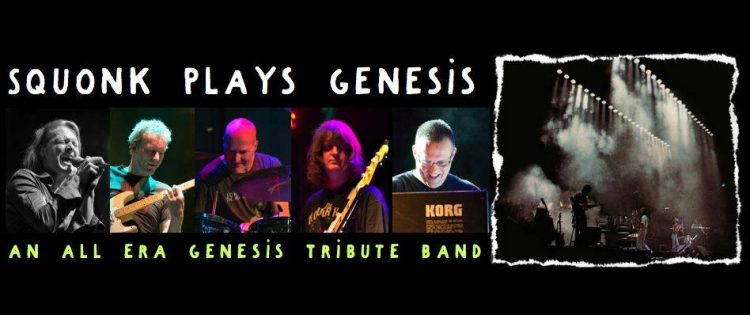 Squonk plays Genesis in Musicon