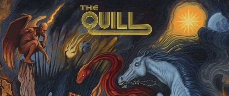 Vrijdag 24 november verwelkomt Musicon de Zweedse hardrock band The Quill
