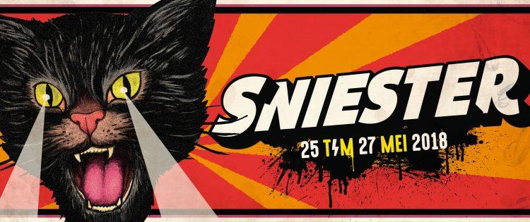 Sniester festival maakt line-up compleet met toevoeging van 29 acts