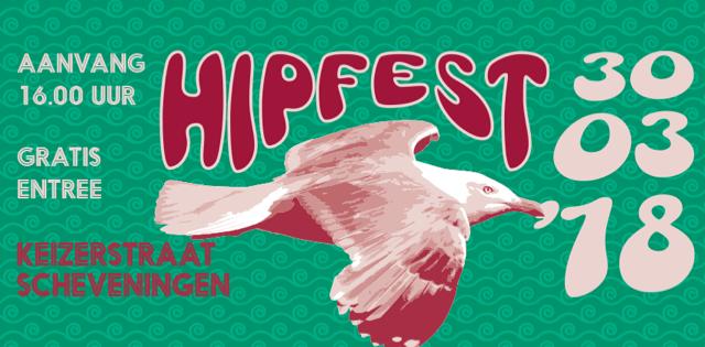 HipFest 2018 gratis toegankelijke popfestival in het hart van Scheveningen