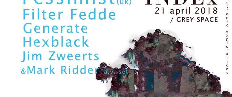Nieuw elektronisch muziekplatform INDEx brengt spannende elektronische muziek naar Den Haag