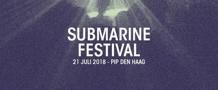 Kettel, Tonal Verges en meer INDEx-namen op Submarine Festival in Den Haag