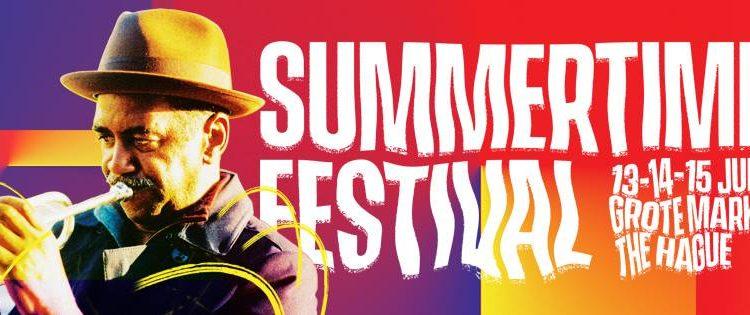 SUMMERTIME FESTIVAL Etalage van internationale muziekstad Den Haag
