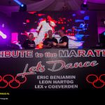 Foto's A Tribute to the Marathon 'LET'S DANCE'