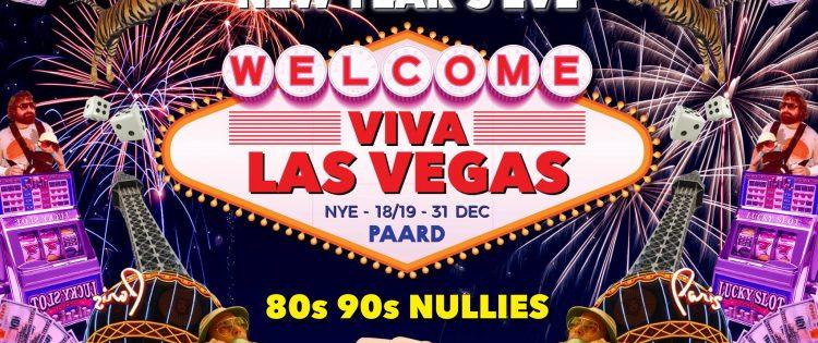NYE: Viva Las Vegas in PAARD