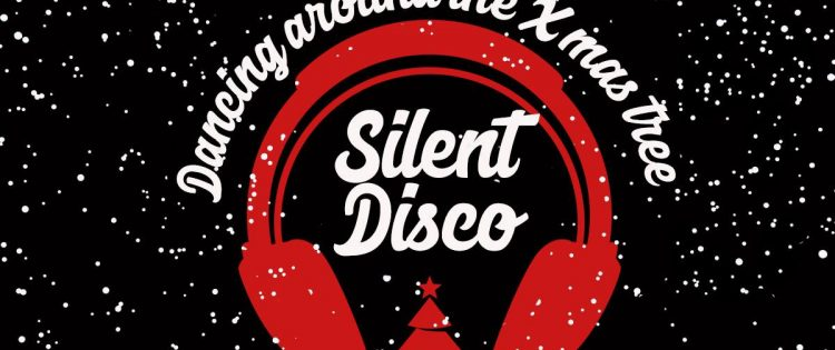 SILENT Night DISCO – kerstavond 24 december