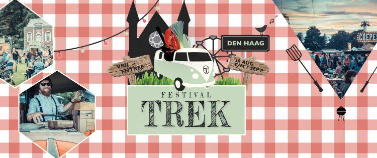 Festival TREK sluit festivalseizoen traditioneel af in Den Haag