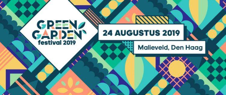 Green Garden Festival maakt volledige line up bekend