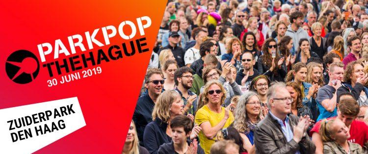 Volgende week maar liefst drie dagen Parkpop in Den Haag!