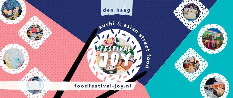 Geslaagde editie Sushi & Asian Streetfood Festival JOY in Den Haag